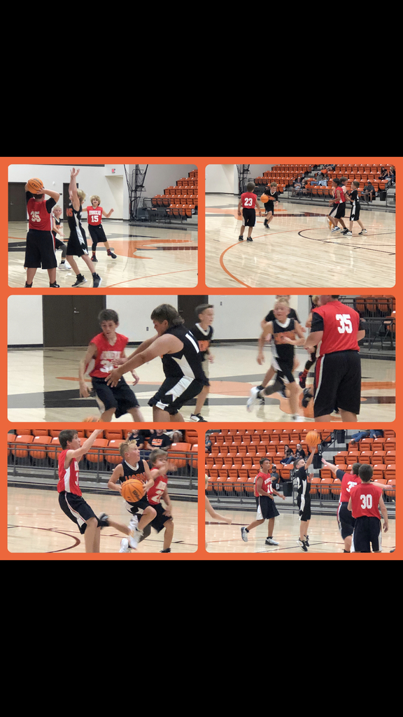 5/6 picked up 2 wins in their basketball opener.